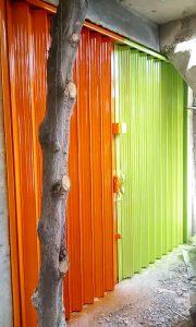 Rolling Door Creative Solution